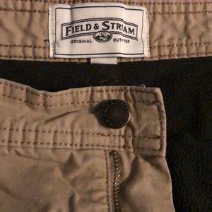 Field and stream insulated pants